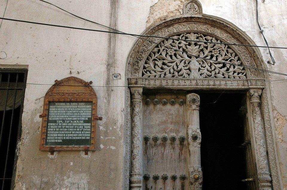 Zanzibar Arch Stonetown