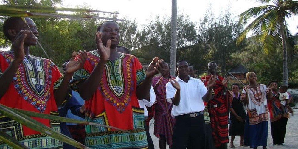 Wedding Celebrations at Kichanga