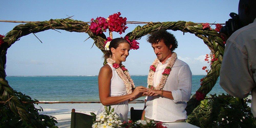 Wedding at Kichanga lodge